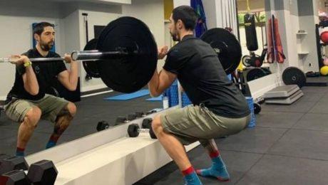 El entrenamiento de fuerza, una herramienta fundamental para deportistas profesionales