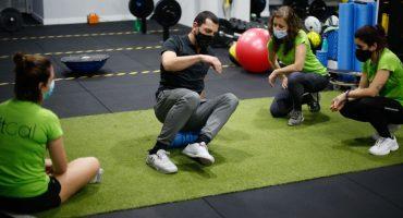 Beneficios de Foam Roller antes y después del entrenamiento