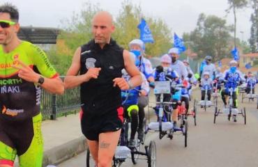 DisCamino, la Asociación que cumple sueños a pedaladas